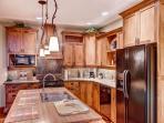 Kitchen Snowbanks #3