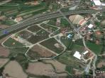Vista da Quinta da Carreira através do Google Earth