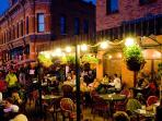We are just a short walk from Old Town Fort Collins where there is dining and night life