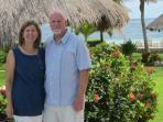 Playasol condo owners, Rick and Debi