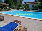 POOL SALT WATER - NATURAL CHLORINE