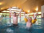 Indoor Swimming pool, (additional charge for site facilities)