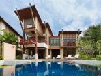 Luxury Beachfront Private Pool Villa