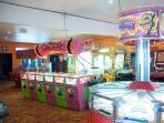 ENTERTAINMENT arcade area