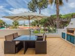Large Terrace with BBQ