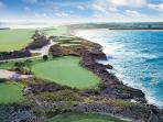 World class golf at The Emerald Reef Golf Course (designed by Greg Norman)!