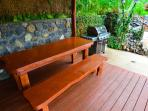 outdoor extra long cabana table