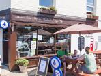 Weybourne shop and cafe