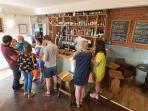 Village life at Weybourne Ship Inn