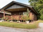 Woodcombe Lodges and Cottages -Yew Tree Lodge