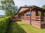 Woodcombe Lodges & Cottages-Holly Lodge