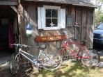 Bikes Included - 139 Clearwater Drive Harwich Cape Cod New England Vacation Rentals