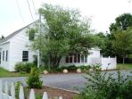 Plenty of parking in driveway- don't forget driveway is shared with Design business - 45 Route 28 West Harwich Cape Cod...