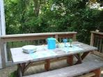 Seating for 6 to 8 - 23 Deer Run South Harwich Cape Cod New England Vacation Rentals