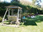 Backyard - 325 Bridge Street Chatham Cape Cod New England Vacation Rentals