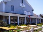 Just across the Street make sure to visit Marine Cusine and Chatham fish and Lobster  - Chatham Cape Cod New England...