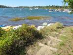 under a half mile to the public path to Mill Pond.  - Chatham Cape Cod New England Vacation Rentals