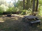 Back of the property for a relaxing time.
