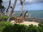 Seawall Dining & View Honolulu & Diamond Head