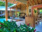 Batik Casa Mali unique villa  in Playa Hermosa!