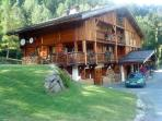 Summer at Chalet Chovettaz