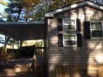 A beautiful cottage for rent  near Sandbanks Provi