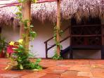 bungalow Maria entrance