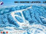 5 mins drive NE. Levoca Ski Resort. One of many ski resorts within 30 mins drive.