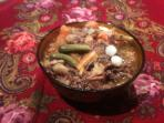 Home-cooked meal: Famous French pot-au-feu