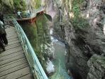 8 km : Les gorges du Fier à Lovagny