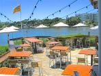 The Boatyard Restaurant on the Bay