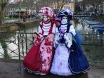 6 km : Annecy et son carnaval venitien