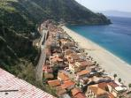 Coastal town of Scilla