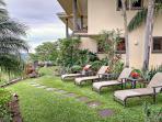 Villa Lounging Area