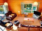 Lodge no 2 - Comfortable lounge..