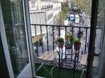 El balcón de la Plaza. Un espectáculo para disfrutar desde la cama.