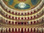 Teatro Amazonas (vista interior)