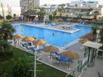 grande piscine ouverte du 15 juin au 15 septembre de 11h à 19h