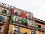 Facade Hortaleza Apartment Madrid by Vanrays Homes