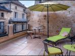Une terrasse sur Saint-Cyprien,