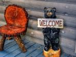 You Are Always Welcome At RavensNest Cabin