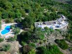 Complejo de 6 casitas con piscina