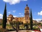 La cathédrale majestueuse de Guadix