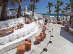 Nikki Beach & The Don Carlos Resort are only a few minutes from the property