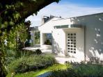 Entrance to the Opatija Hills Villa