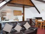 Tamarisk Lounge/Kitchen/Dining room