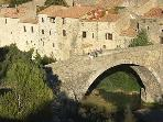Lagrasse, one of the Plus Beaux Villages of France