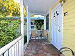 Relax on your private porch