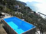 sorrento villas nilly holiday rentals booking with isle of capri and ocean view nearby beaches massa