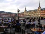 Plaza Mayor, lugar de tapas